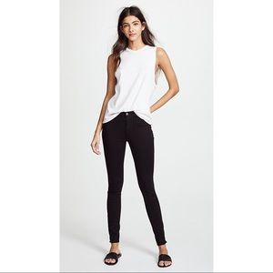 J BRAND Jeans 485 Mid-rise Luxe Sateen Skinny